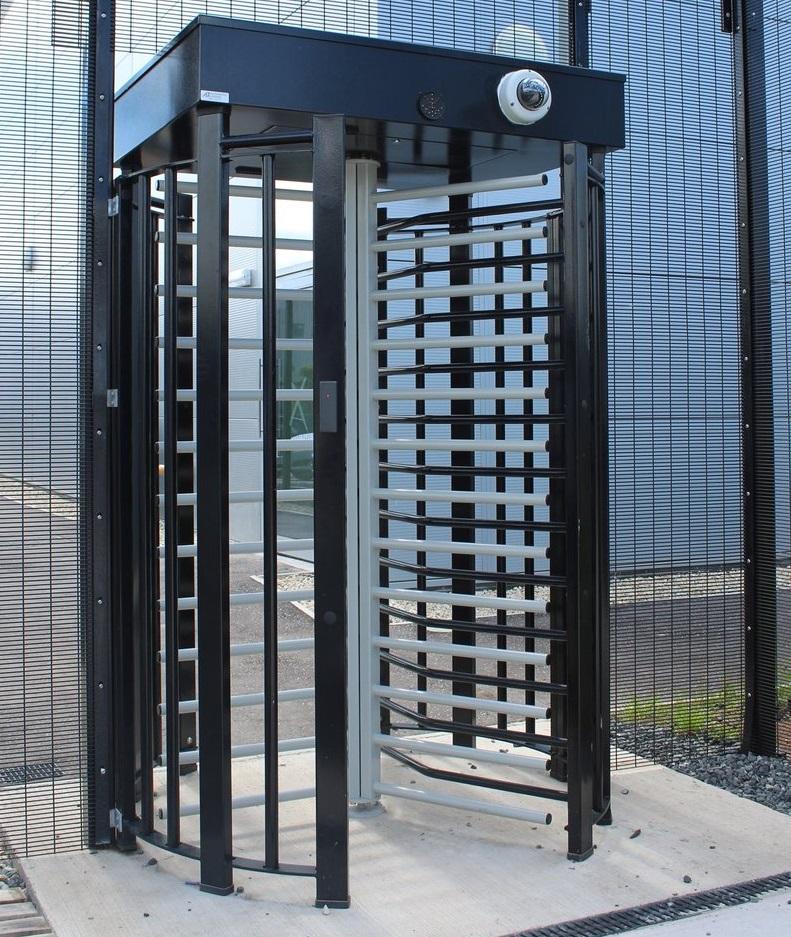 Turnstiles - Security Turnstile Gate