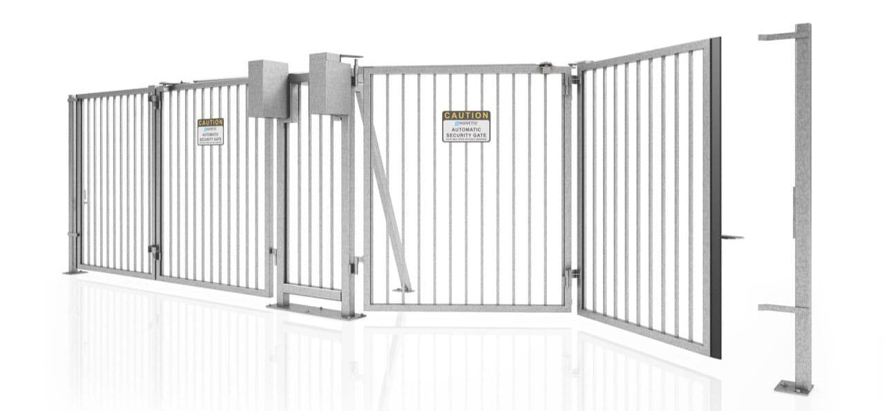 MSGB Bi-Fold Swing Gate