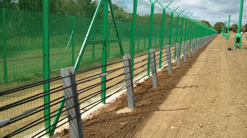 Bristorm HVM LP IVP fence