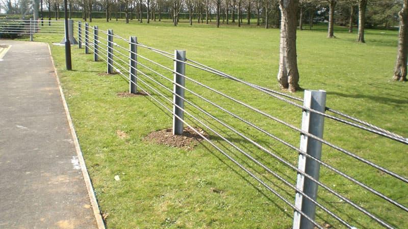Bristorm Zero HVM fence